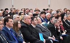 С.Аренин: Актив Саратовской области помогает региональным властям вырабатывать эффективные решения