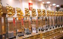 ВСФ наградили лауреатов VIII Национальной премии всфере товаров иуслуг для детей «Золотой медвежонок»