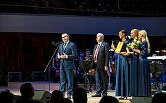 Н. Федоров принял участие вторжественной церемонии вручения Высшей юридической премии «Юрист года»