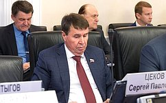 С.Цеков: Святые места Крыма должны стать всеобщим достоянием для паломников ирелигиозных туристов