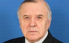 В. Сударенков: Тема изменения климата моглабы стать основой для тематического мониторинга ПАСЕ