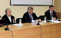 М. Козлов: «Диктант Победы» помогает сохранить историческую память оВеликой Отечественной войне