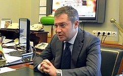 Д.Кривицкий: Паломничество сплачивает российскую нацию нафундаменте православия иразвивает межконфессиональный диалог