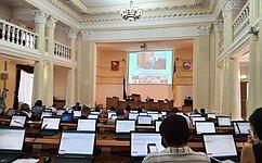 А. Варфоломеев: Работа над повышением эффективности расходов иустойчивости бюджета Республики Бурятия продолжается