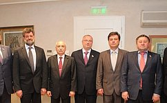 Члены профильного Комитета СФ обсудили вЧехии развитие сотрудничества вправовой сфере