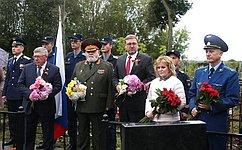 К. Косачев: Каждое захоронение погибших вВеликой Отечественной войне важно для нашей общей российской истории