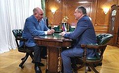 Г. Карасин ознакомился собъектами инфраструктуры Сахалинской области
