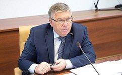 Нужно поддерживать предприятия, предоставляющие рабочие места гражданам сограниченными возможностями— В.Рязанский