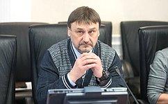 В. Лебедев: Подготовка кпожароопасному сезону должна быть под контролем всех уровней власти