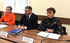 ВМурманской области активно обсуждают меры поддержки населения предпенсионного возраста— Т.Кусайко