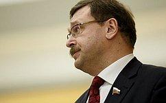Вмедиарейтинг заапрель вошли 5 сенаторов Комитета СФ помеждународным делам