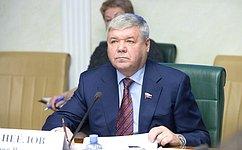 Формирование благоприятного предпринимательского климата вТюменской области обсудил Комитет СФ поэкономической политике
