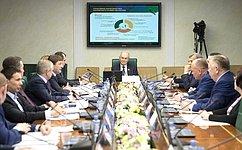 Профильный Комитет СФ рассмотрел вопрос ореализации Стратегии развития охотничьего хозяйства вРоссии до2030года