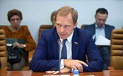 А. Кутепов: Разрабатываются поправки взакон остатусе члена Совета Федерации идепутата Государственной Думы