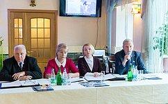 Сенаторы обсудили проблемы иперспективы развития аквакультуры наБисеровском рыбокомбинате