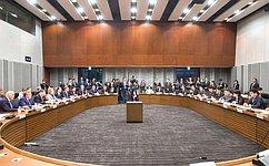 Визит делегации Совета Федерации воглаве сВ.Матвиенко вЯпонию