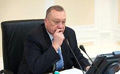 В.Тюльпанов: Необходимы новые методы противостояния террористической угрозе
