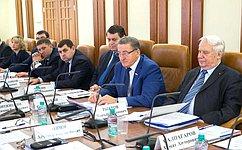 ВСФ рассмотрели вопросы развития территорий для жилищного строительства вВоронежской области