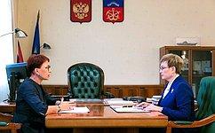 ВМурманской области утверждён региональный План мероприятий Десятилетия детства— Т.Кусайко