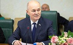 М. Щетинин провел заседание, посвященное роли аграрной науки вразвитии АПК
