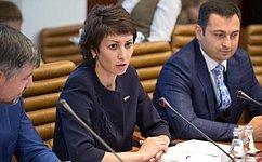Т.Лебедева: Необходимо повышать качество спортивного питания