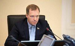 Изменения взакон остатусе члена Совета Федерации идепутата Государственной Думы поддержаны профильным Комитетом СФ