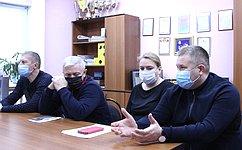 Д. Гусев обсудил проблемы транспортной доступности для жителей Ненецкого автономного округа