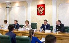 З.Драгункина: Важно повысить эффективность деятельности студенческих советов