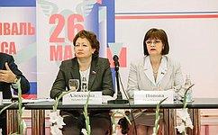 Необходимо оказывать всестороннюю поддержку женскому предпринимательству– Е.Попова