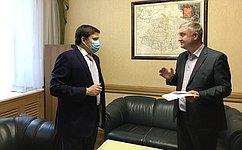 Н. Журавлев: Решения омерах государственной поддержки вусловиях пандемии начали реализовываться натерритории Костромской области