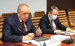 С. Митин провел совещание повопросу неотложных мер развития АПК исельских территорий Нечерноземной зоны РФ