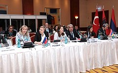 Делегация Совета Федерации принимает участие всессии Генеральной ассамблеи ПА ЧЭС вСтамбуле