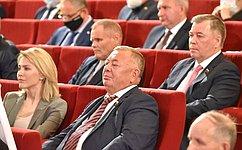 Вадим Николаев принял участие вцеремонии инаугурации Главы Чувашской Республики