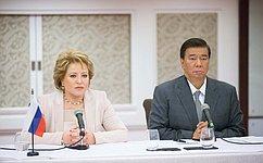 Председатель Совета Федерации предложила Сенату Филиппин взять под патронат межрегиональное сотрудничество
