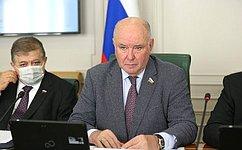 ВСовете Федерации состоялся «круглый стол» натему роли России вурегулировании региональных конфликтов