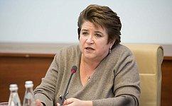 Л. Глебова: Развитие системы оценки качества образования вРФ приобретает стратегический характер