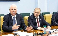 ВСовете Федерации обсудили проблемы иперспективы развития мелиорации земель вРоссии