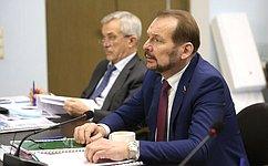 С. Белоусов: Законодательство вобласти генно-инженерной деятельности требует дальнейшего развития