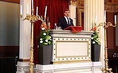 России иНорвегии надо вернуться кполитике полного доверия идвигаться вперед– К.Косачев