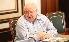 С. Кисляк: Российские сенаторы приняли участие восновных дискуссиях летней сессии ПАСЕ