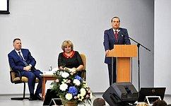 А. Александров: Нужно усилить роль школы вделе воспитания умолодежи духовных, патриотических иправовых ценностей