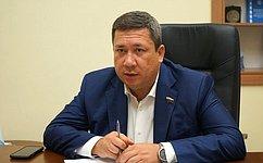 Работа собращениями граждан ведется непрерывно– В.Полетаев