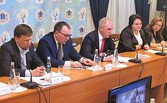 В.Харлов: Главная задача Совета Ульяновской области поблаготворительности— развивать волонтерское движение
