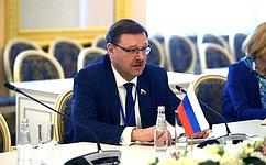 К.Косачев: «Руководство поправам человека для парламентариев» закрепляет международно-правовые механизмы контроля