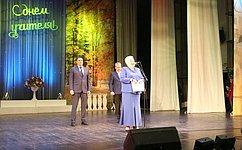 И. Тихонова поздравила работников сферы образования Липецкой области спрофессиональным праздником