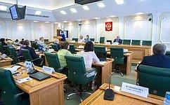 Л. Козлова: Необходимо повыситьпрестиж специальности медицинских работников ипреподавателей профильных вузов
