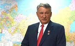 Ю. Воробьев дал старт седьмой экспедиции «Вместе поРусскому Северу»