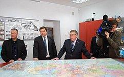 ВСовете Федерации принимаются законодательные меры, стимулирующие развитие социального туризма— В.Рязанский