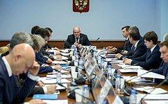 ВСовете Федерации обсудили вопросы развития цифровой экономики исоздания общедоступного Интернета