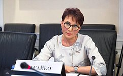 Т. Кусайко: Существует необходимость независимой оценки проводимой работы пореализации национальных проектов сцелью повышения эффективности деятельности органов власти субъектов